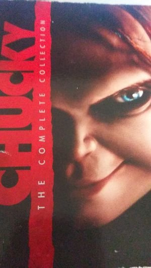Chucky the complete colection for Sale in Leola, PA