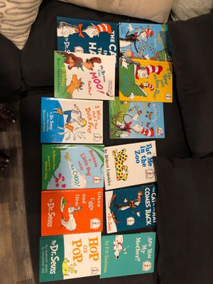 Dr Seuss Books for Sale in La Habra Heights, CA