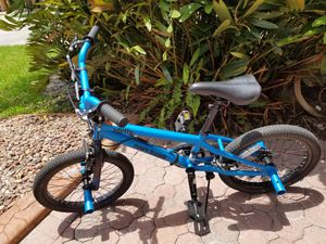 """TONY HAWK PHILLY 18"""" Bike BMX Bicycle Blue Freestyle for Sale in Hialeah, FL"""