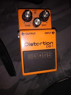 Distortion ds-1 for Sale in Detroit, MI
