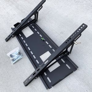 "(NEW) $25 Large TV Wall Mount 50""-80"" Slim Television Bracket Tilt Up/Down, Max 165lbs for Sale in Whittier, CA"