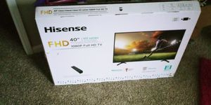 40 inch Hisense HD TV for Sale in Indianapolis, IN
