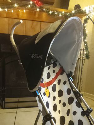 Super cute Disney Dalmatians stroller for Sale in Colorado Springs, CO