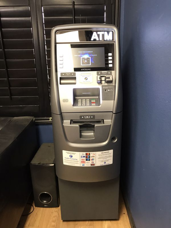 FREE ATM PLACEMENT ➕ COMMISSION ‼️