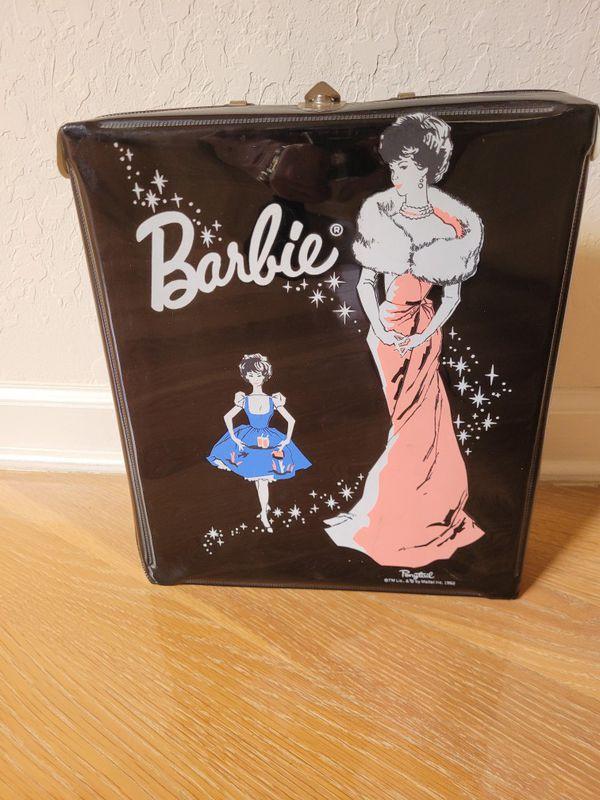 BARBIE carry case, vintage