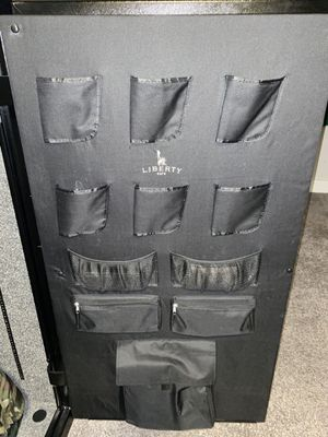 Liberty gun safe, Digital lock. Barely used only bought it a few months ago but Need to move and need to sell ASAP for Sale in Gig Harbor, WA