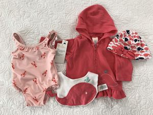 12 Pieces - 3-6 Month Old Baby Clothes for Sale in Gilbert, AZ