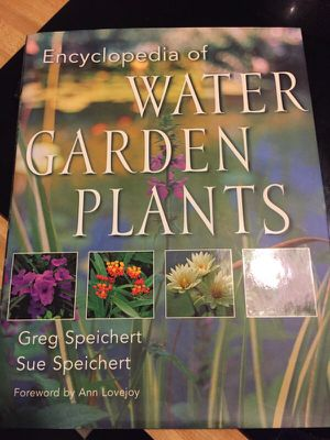 Encyclopedia of water garden plants for Sale in Apex, NC