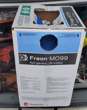 Replacement freon for R22 for Sale in Norfolk, VA