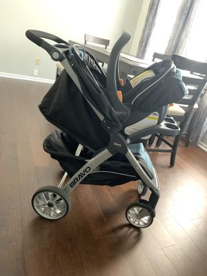 Bravo chicco travel system for Sale in Hamilton, OH