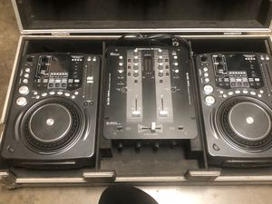 Old school dj system cdi500 cd scratchers for Sale in Los Angeles, CA