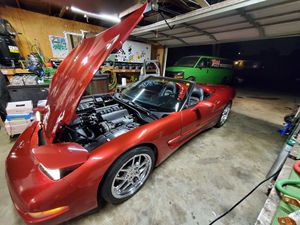 99 Chevy Corvette Convertible for Sale in Upland, CA