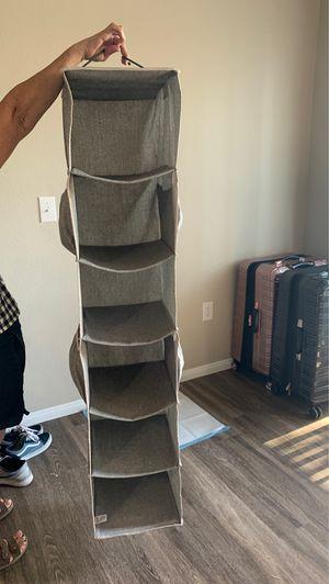 Hanging Closet Organizer for Sale in North Las Vegas, NV