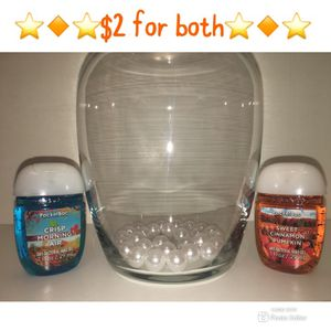 Bath & Body Works Hand Sanitizer Set - $2 for Sale in Magnolia, MS