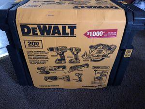 DeWalt deluxe power tool set for Sale in Nashville, TN