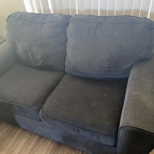 Dark Grey Couch for Sale in Carlsbad, CA