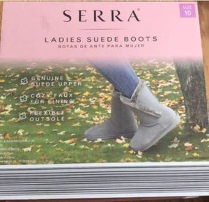 Ladies suede boots for Sale in Baltimore, MD
