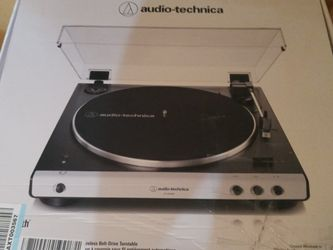 Audio Technica Turntable for Sale in Rockville,  MD