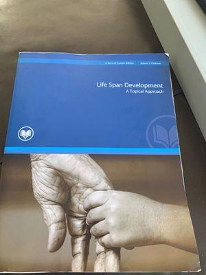 Life Span Development CFS 205 for Sale in Phoenix, AZ