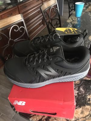 Steel toe new balance size 8 for Sale in Baltimore, MD