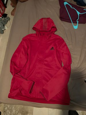 Red Adidas Zipper Hoodies Size(xlarge) for Sale in Chicago, IL