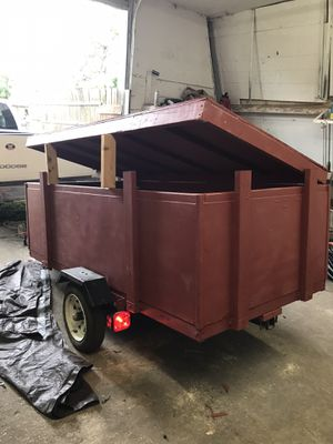 Trailer 4x8 Removable top for Sale in LXHTCHEE GRVS, FL