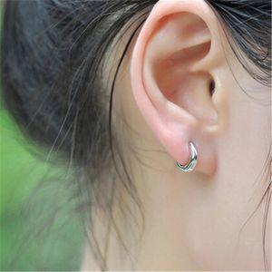 Sterling Silver 925 Small Hoop Earrings for Sale in San Francisco, CA