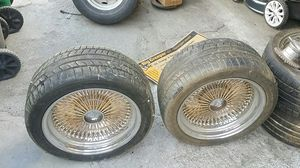 Wheels and tires for Sale in El Monte, CA