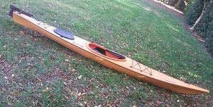 NECKY Looksha kayak w/rudder & dry bulkhead for Sale in Cary, NC