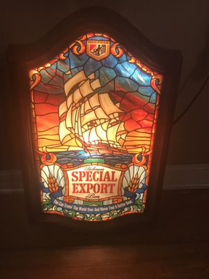 Very Rare 1979 Heileman's Special Export Beer Bar Sign Light for Sale in Port Richey, FL