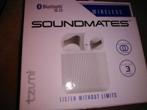 Soundmates Bluetooth wireless headphones for Sale in Wheat Ridge, CO