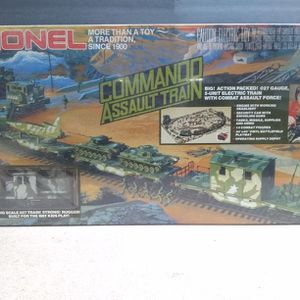 Lionel Army Set Vintage Factory Sealed for Sale in Tualatin, OR