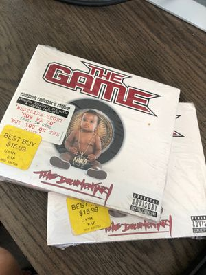 The GAME CD 💿 The Documentary - new / unopened for Sale in Cerritos, CA