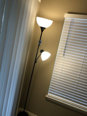 Two floor lamps for Sale in Westlake, OH