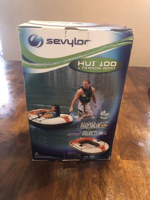 Inflatable boat / tube for Sale in Kingsville, MD