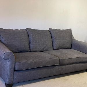 Sofa Set - 3 Seater And Love Seat - OBO for Sale in Sunnyvale, CA