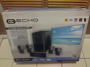 Echo home theatre for Sale in Hollywood, FL