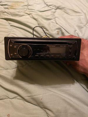 Pioneer DEH-1100MP Car Audio Radio CD Receiver for Sale in Decatur, GA