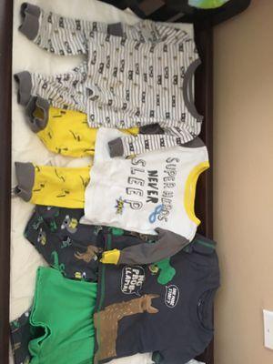 Boys size 12 month pjs for Sale in Safety Harbor, FL