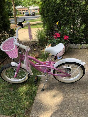 Bikestar girls bike for Sale in Reston, VA