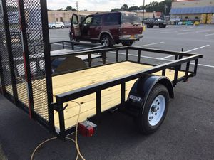 Brand new 2019 trailer 5.5x10 for Sale in The Bronx, NY