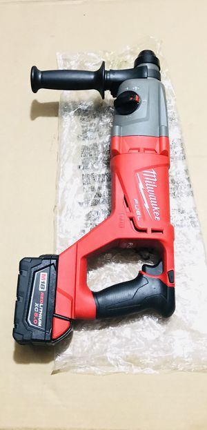 Milwaukee FUEL Brushless Cordless 1 in. SDS-Plus D-Handle Rotary Hammer. for Sale in Norwalk, CA