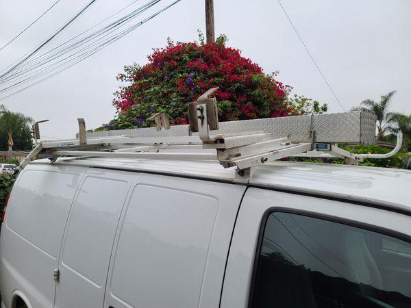 Adrian Steel - Ladder Rack