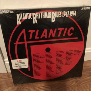 Atlantic Rhythm And Blues 1947-1974 8 Compact Disc for Sale in Harrisburg, PA
