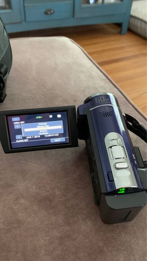 60x zoom 4MB internal Camcorder. for Sale in Kansas City, MO