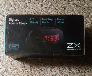 Digital alarm clock for Sale in Lynwood, CA