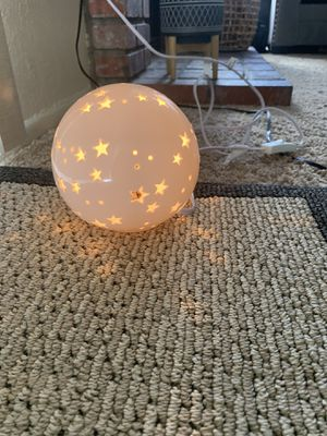 Kids star lamp for Sale in Ontario, CA