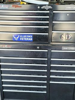 Craftsman Tool Box And Top Chest for Sale in Henderson, NV