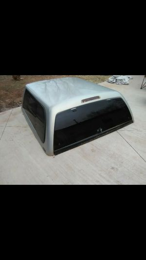 Camper shell short bed6x6ft Ford F-150 for Sale in Oklahoma City, OK