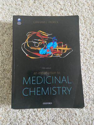 Medicinal Chemistry for Sale in Fremont, CA